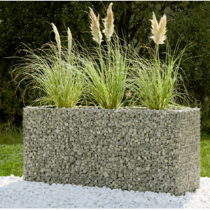 Cloture gabion archives calliope 27 for Comment embellir son jardin
